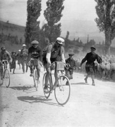1913 | Tour de France 1913  Please follow us @ http://www.pinterest.com/wocycling