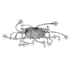 Evrosvet European Contemporary 13-Light Ceiling Chandelier, 13 Stars   eBay