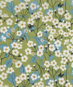 Liberty Art Fabrics Mitsi C Tana Lawn | Fabric by Liberty Art Fabrics | Liberty.co.uk