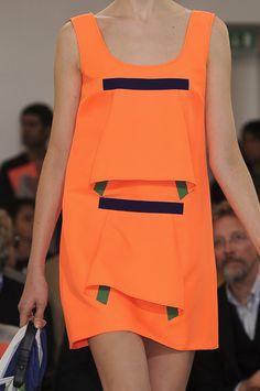 #JilSander #orange S/S 2011