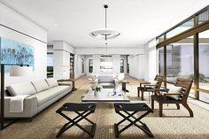modern home interior design   GRADE