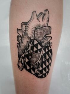 Heart #tattoo #ink