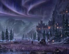 the elder scrolls art - Google Search