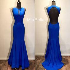 blue,strapless dress