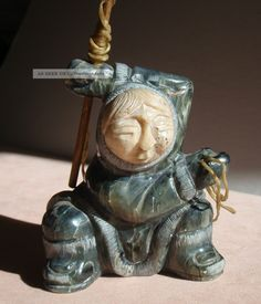 inuit eskimo soapstone carvings - Google Search