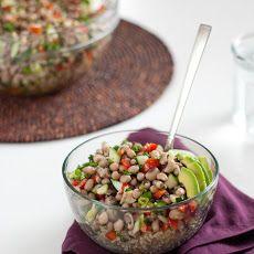 ... Black eyed peas on Pinterest | Black eyed pea, Pea salad and Pea salad