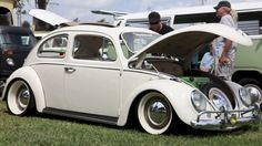 VW Air-Cooled Beetle Slammed | air-cooled motor? Well we reckon you'll love this VW Show n Shine VW ...