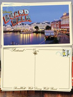 Vacation Scrapbook, Disney Scrapbook Pages, Scrapbook Layouts, Disney Images, Disney Ideas, Disney Pictures, Journal Cards, Life Journal, Disney Cards