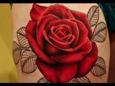 10 Best Tatuajes De Rosas Rojas Images Red Rose Tattoos Small