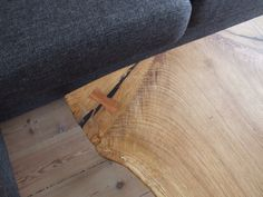 Oak with tali butterfly joint