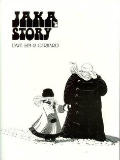 Cerebus - Jaka's Story
