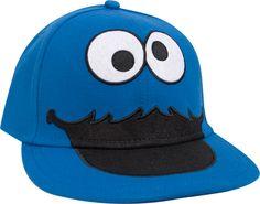 7a9fa5bbb41ec Sesame Street Licensed Muppet Characters Hats Flat Bill Hats