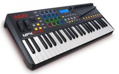 Akai MPK249 Performance USB/MIDI Pad & Keyboard Controller
