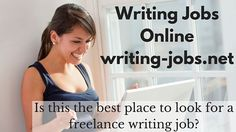 Writing Jobs Online give the impression it's very easy to make money as a freelance writer. Is this the truth?