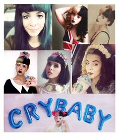 """""""MELANIE MARTINEZ"""" by alexdacko ❤ liked on Polyvore featuring women's clothing, women, female, woman, misses and juniors"""