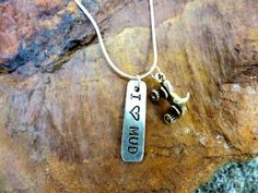I Love Mud/ATV Necklace · Muddy Boots Boutique · Online Store Powered by Storenvy