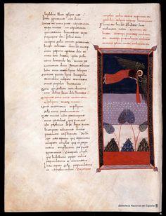 Beato de Liébana. Beato de Liébana , Santo — Manuscrito — 1047 327