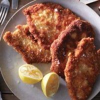 Chicken Schnitzel - Bon Appétit