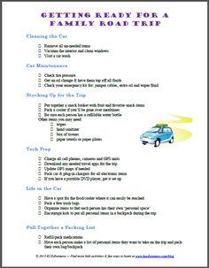 Road Trip Checklist And Aussie Road Trip Games Book Road Trip