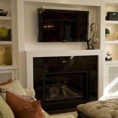 Decor by Jennifer Inc - contemporary - living room - toronto - Jennifer Brouwer (Jennifer Brouwer Design)