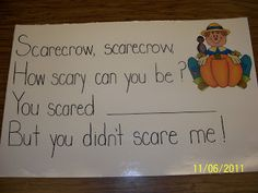 """I have been introducing my class to """"name charts"""". They use these charts with student names (name with a picture) during workstation time. Kindergarten Chants, Name Activities Preschool, Beginning Of Kindergarten, Circle Time Activities, Fall Preschool, Autumn Activities, Autumn Theme, Shared Reading, Scarecrows"""