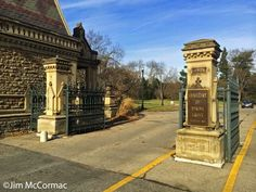 Spring Grove Cemetery, Storyboard, San Francisco Ferry, Cincinnati, Big Ben, Entrance, Building, Image, Entryway