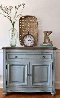 Persian Blue Console | General Finishes Design Center