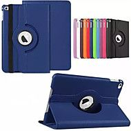 360 Degree Rotating Stand PU Leather Auto Sleep and Wake Up Case Cover for iPad Mini 3/2/1 – USD $ 8.07