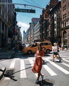 SoHo, Manhattan | Tuula