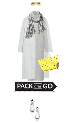 """Pack and Go: London"" by missiopa ❤ liked on Polyvore featuring MANGO, J. JS Lee, Old Navy, Moschino, STELLA McCARTNEY, Ray-Ban, FOSSIL, women's clothing, women and female"