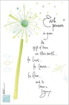 Kathy Davis Dose of Inspiration: Dandelion | Flickr - Photo Sharing!