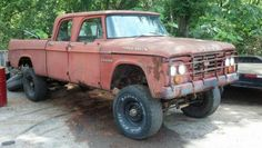 1963 dodge power wagon crew cab - Pirate4x4.Com : 4x4 and Off-Road Forum