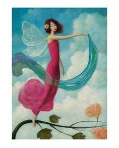 Branch fairy, Stephen Mackey