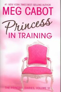 Book 6: High school sophomore Princess Mia records in her diary her struggles with geometry, the expectations of being a college student's girlfriend, running for president of the student council, and a potential ecological disaster in her native land, Genovia.
