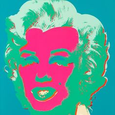 Marilyn 30 by Andy Warhol. Warhol's Marilyn images are some of his most iconic works. The piece is one of a series of ten screenprints he created based on an photo believed to have been taken by Gene Korman as a publicity shot for her 1953 film Niagara.