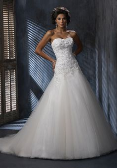 Nora by Maggie Sottero, Maggie Sottero wedding gowns @ the largest bridal salon in America Catan Fashions | Strongsville, OH
