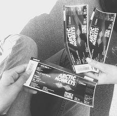 ✖️Go To A Arctic Monkeys Concert✖️