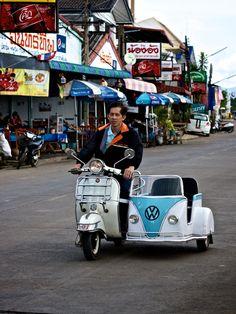 VW sidecar