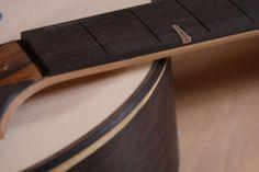 Doerr Guitars Solace fret marker inlay