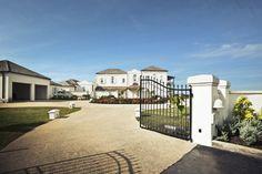 Stunning private gates villa in Barbados