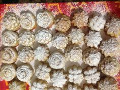 Tried-Recipe: Ma3moul El-Eid (Traditional Eid cookies)