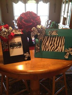 4X6 Decorated Picture Frames