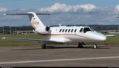 Cessna 525A Citation Jet Plus, Private, D-ITOR, cn 525A-0364, registered 21.9.2007. Foto: Cardiff, United Kingdom, 26.8.2016.