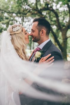 A drizzly summer Wedding, Cheshire - Chris and Charlotte — Helen Jane Smiddy Got Married, Summer Wedding, Couple Photos, Wedding Dresses, Couple Shots, Bride Gowns, Wedding Gowns, Couple Pics, Weding Dresses