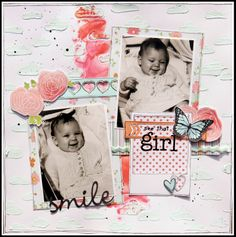 scrapbooking - for the love of paper: See That Girl.