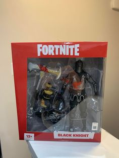 Black Knight Fortnite Account With Other Skins Mako Glider With 100