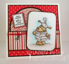 LOTV - Carol Singing Stamp with Scandi Christmas papers by Lisa Scandi Christmas, Merry Little Christmas, Christmas Paper, Christmas Themes, Christmas Cards, Holiday Decor, Winter Karten, Winter Cards, Digi Stamps