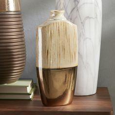 Glossy Ceramic Vase