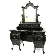 Rococo Dressing Table now featured on Fab.