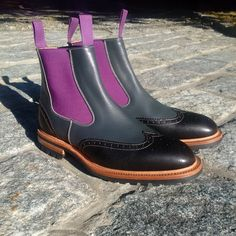 CORRESPONDENT SHOES by ALFRED SARGENT. Available at WWW.CORRESPONDENTSHOES.COM